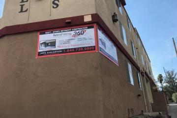 Los Angeles retrofit contractor