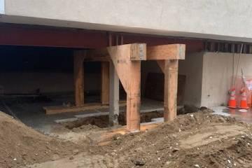 Los Angeles retrofit contractor- work in progress  - 3