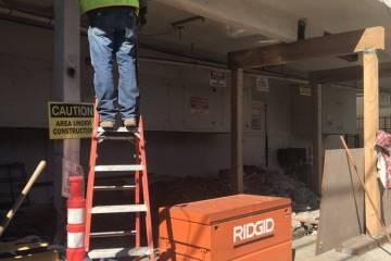 Los Angeles retrofit contractor- work in progress - 2 - 5