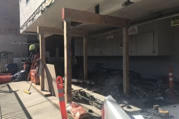 Los Angeles retrofit contractor- work in progress - 2 - 4