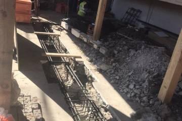 Los Angeles retrofit contractor- work in progress - 2 - 3