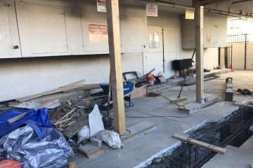 Los Angeles retrofit contractor- work in progress - 2 - 2
