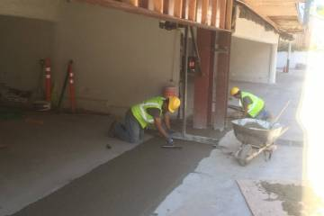 Los Angeles Soft-Story Retrofit Contractor - Work in Progress - 20